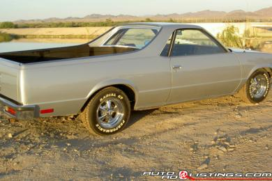 1983 Chevrolet El Camino 350 Big Block v8