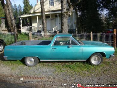 1965 Chevrolet El Camino 327 Small Block V8