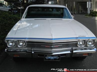 1968 Chevrolet El Camino 327 Small Block V8
