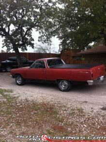 1965 Chevrolet El Camino 283 Small Block V8